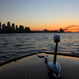 Dolce Vita Sydney Harbour sunset cruise