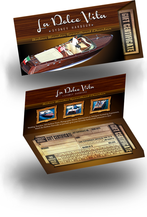 corporate gifts with la dolce vita